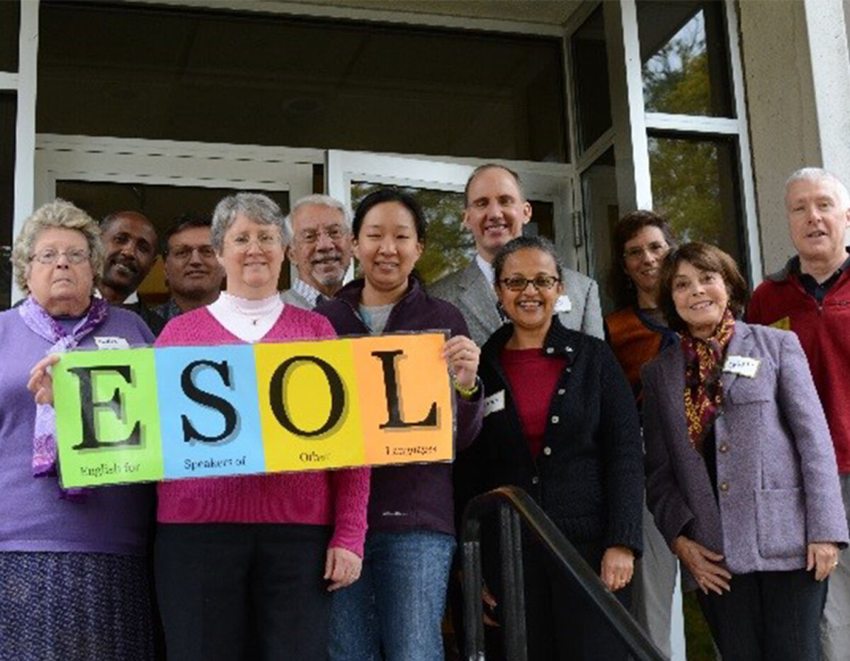 ESOL Registration