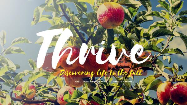 Series: Thrive