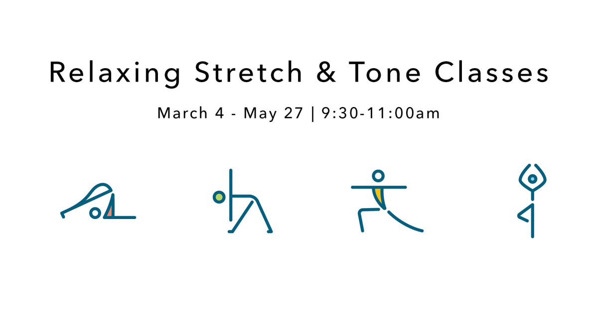 Relaxing Stretch and Tone Classes