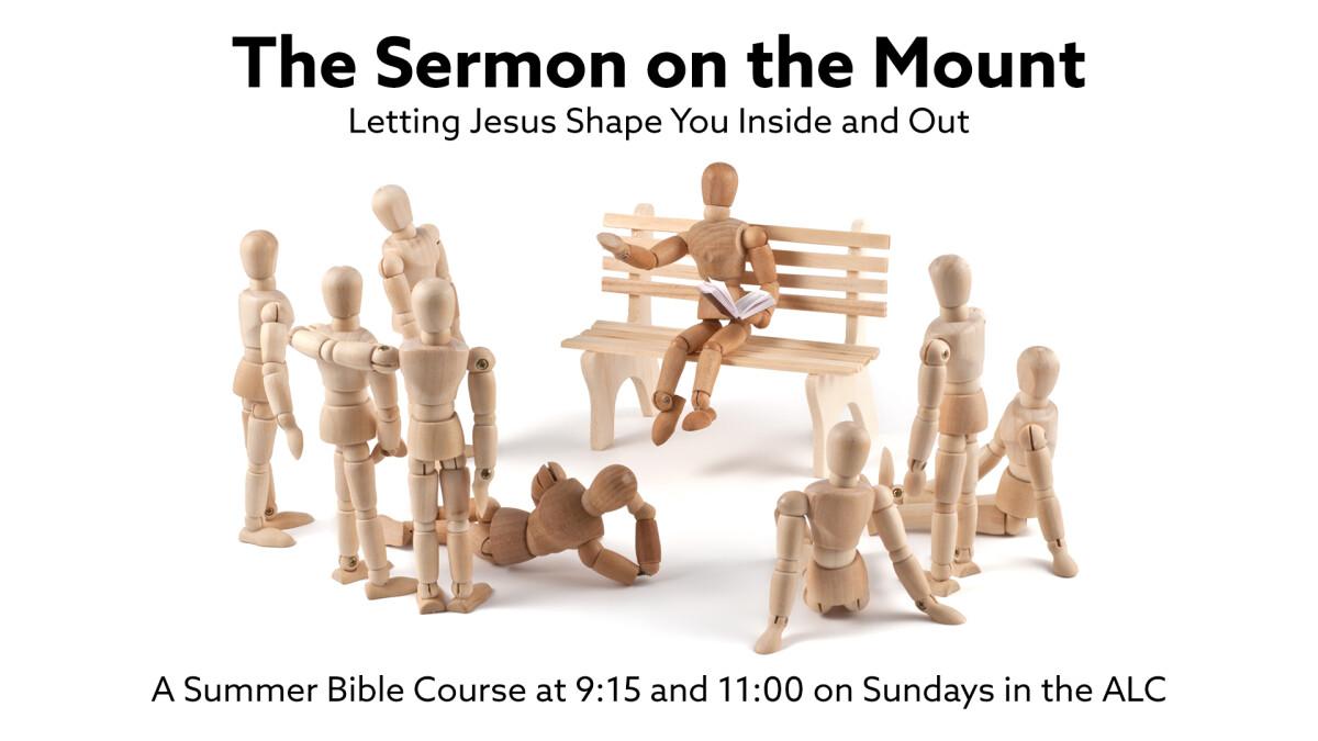 Sermon On the Mount Course
