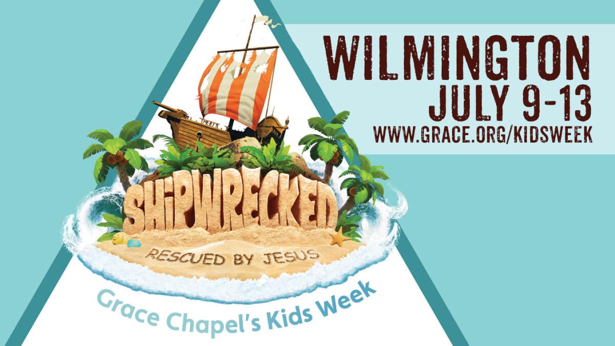 Wilmington Kids Week: Shipwrecked