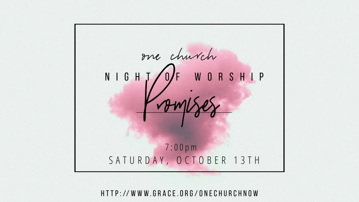 One Church: Night of Worship