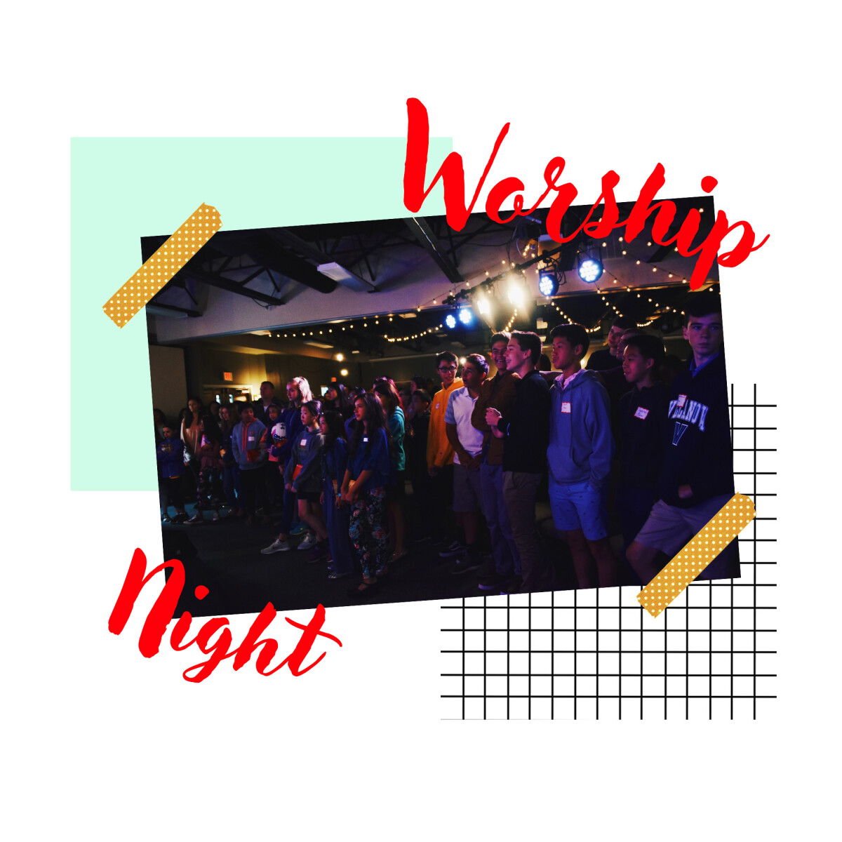 LEXSM Worship Night: Friday Night Lights