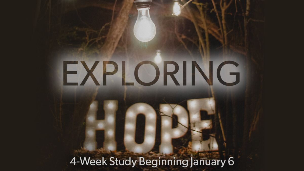 Exploring Hope: Wilmington Course