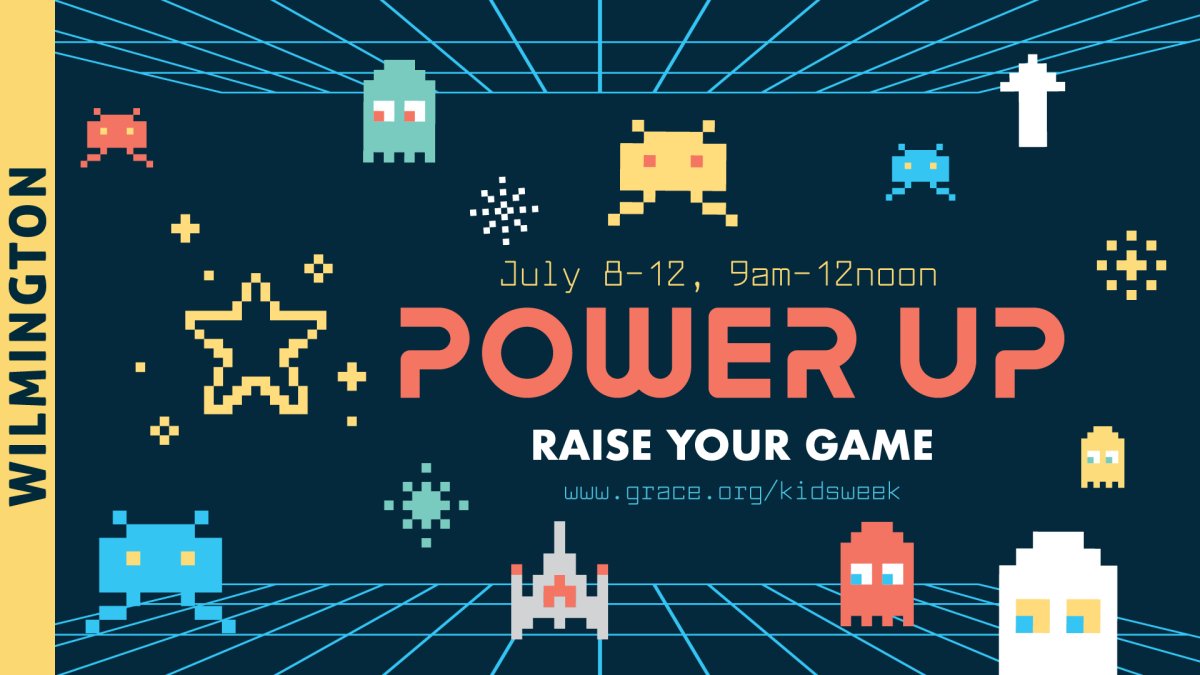 Wilmington Kids Week: Power Up