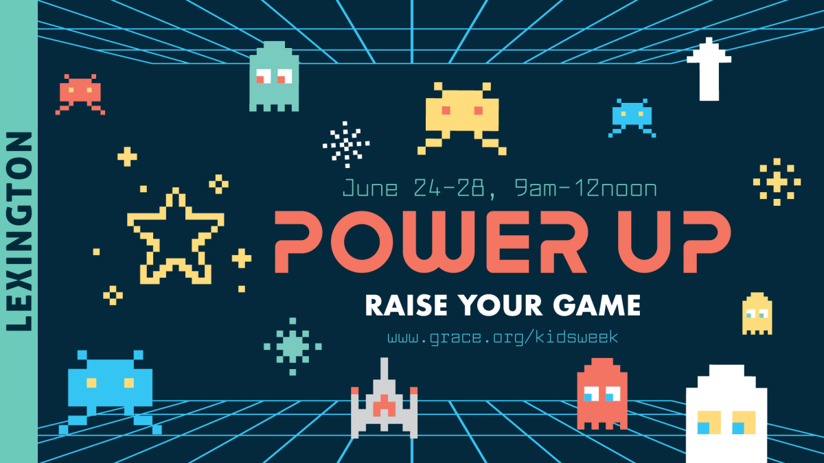 Lexington Kids Week: Power Up