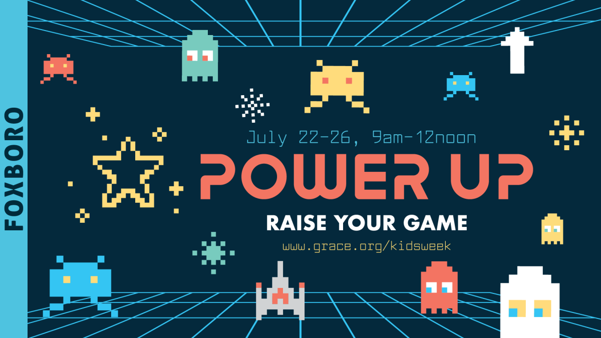 Foxboro Kids Week: Power Up