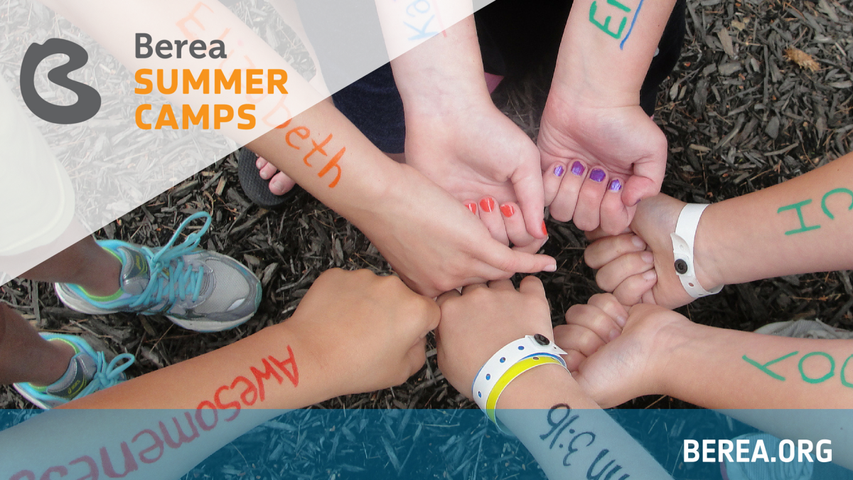 Student Ministry Summer Camp - Berea 2019