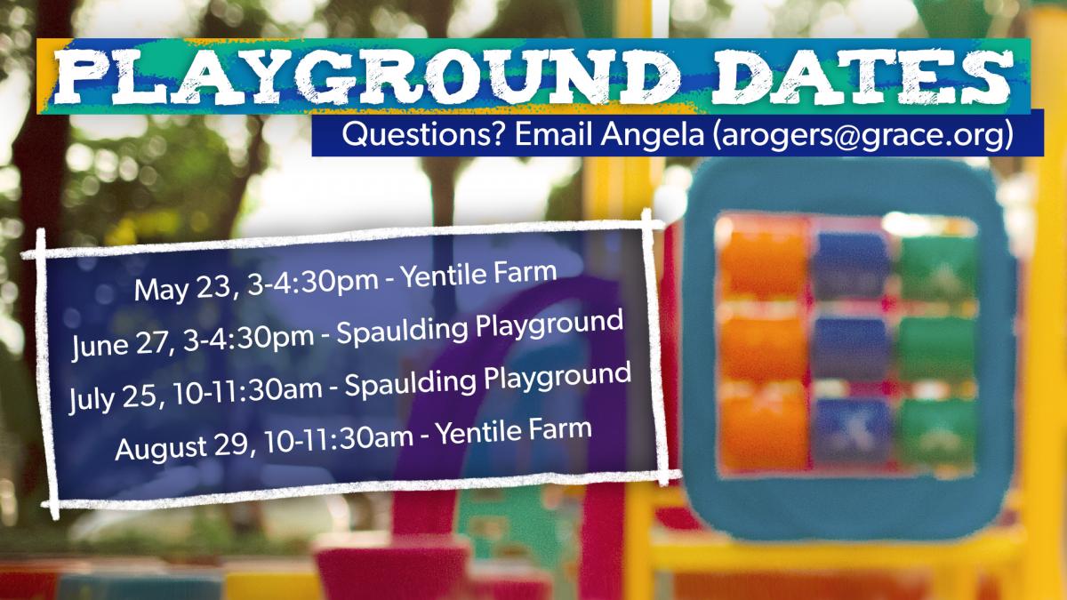 Wilmington Kidstown Playground Dates
