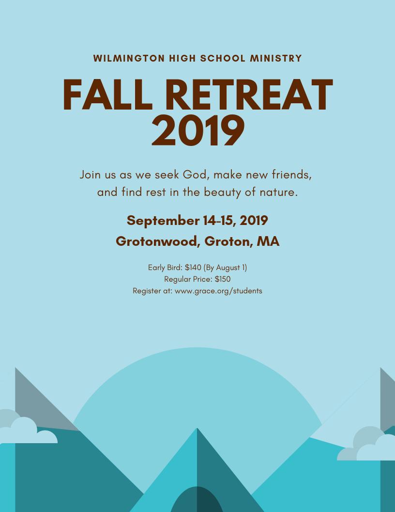 WIL HSM Fall Retreat 2019