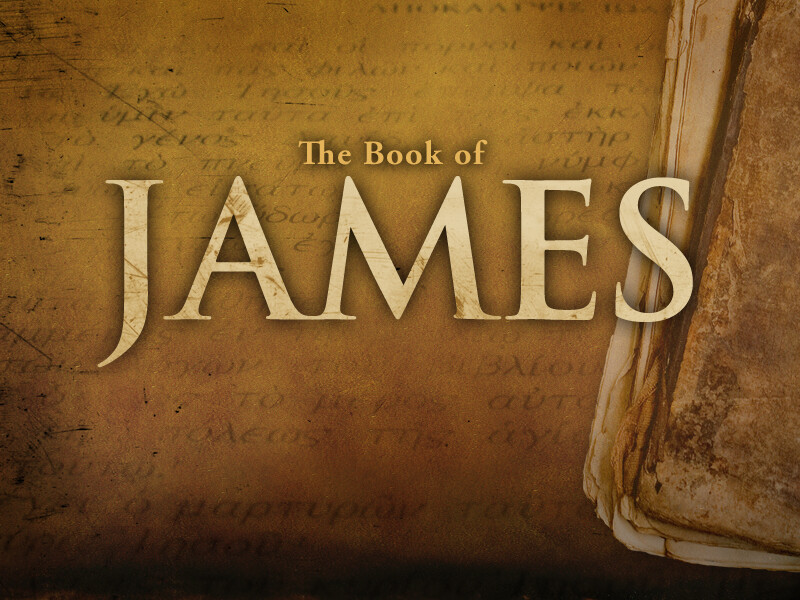 WAT Bible Study: The Book of James