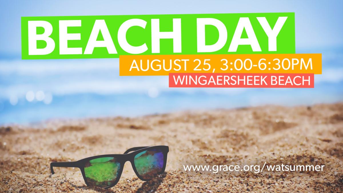 WAT Beach Day!