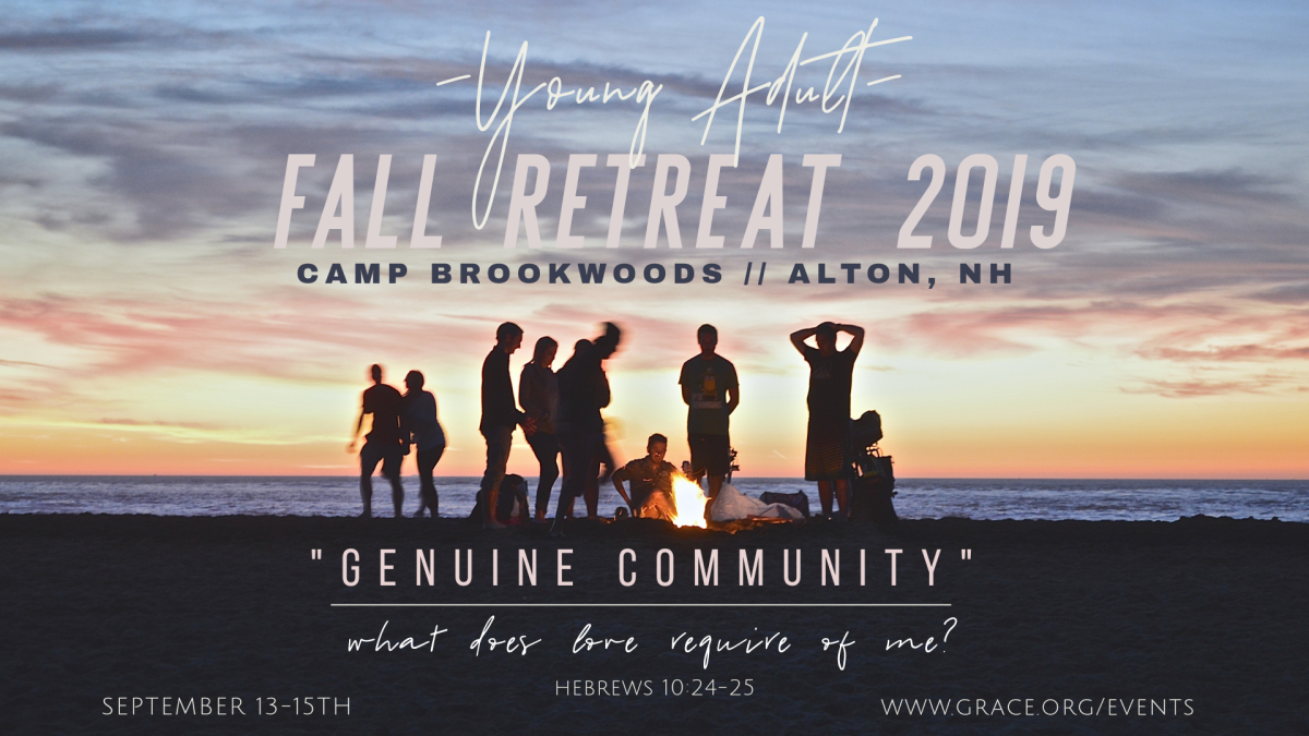 Young Adult Fall Retreat 2019