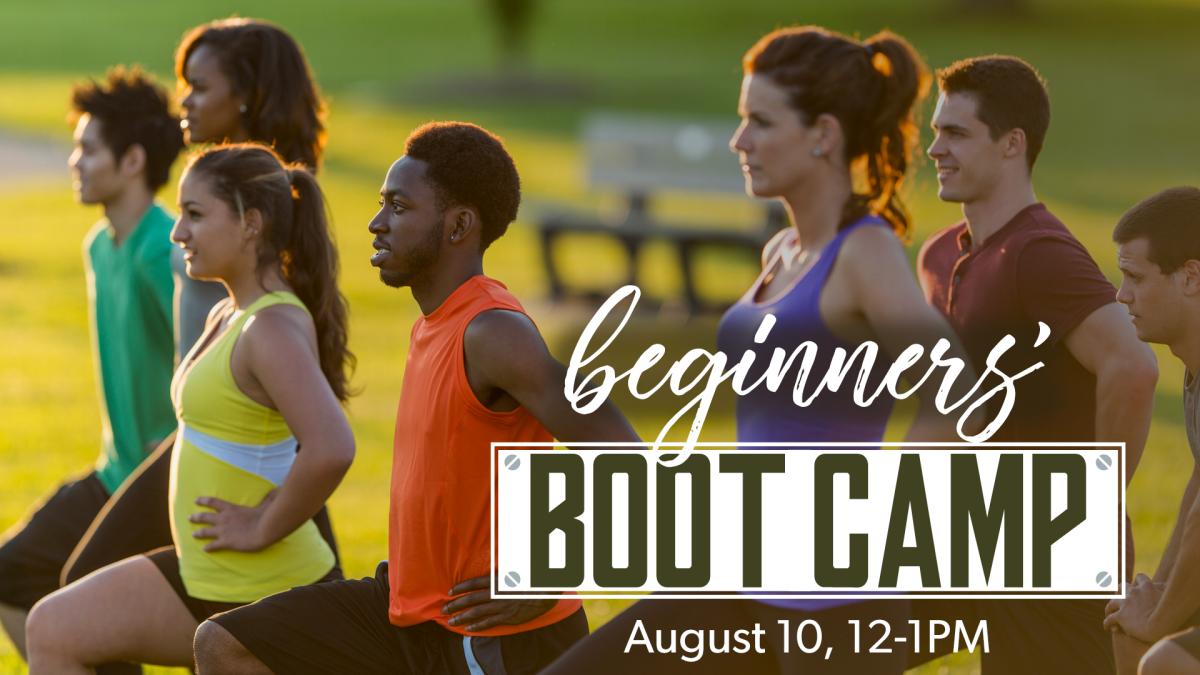 WAT Tones Beginners' Boot Camp