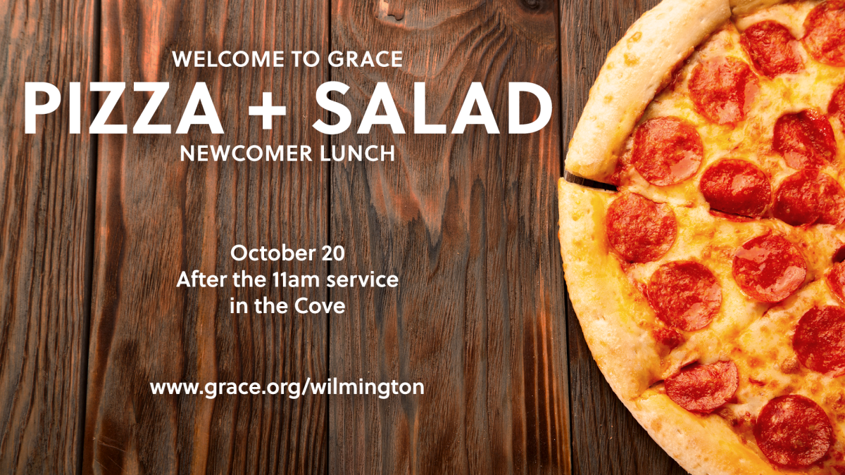 Welcome to Grace Lunch: Wilmington