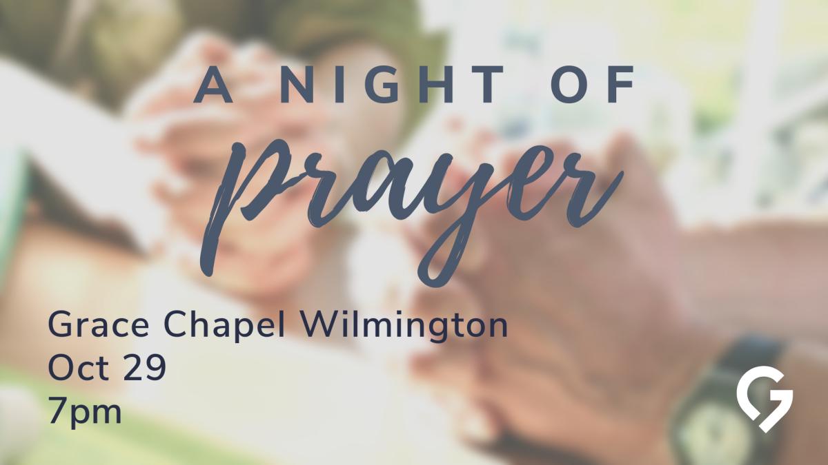 WIL Night of Prayer