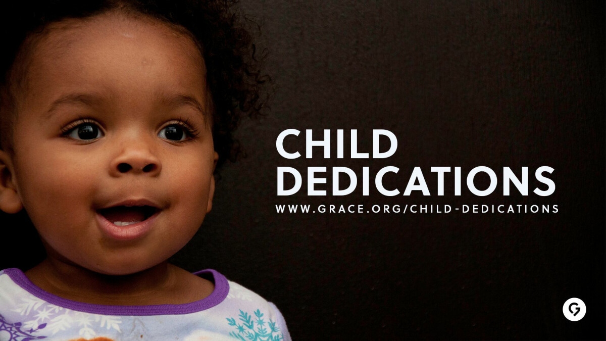 Child Dedication Lexington Winter Session February 2020