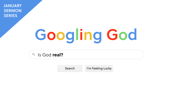 Series: Googling God
